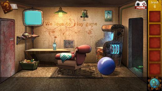 密室逃脱比赛系列官方正版22:逃出外星基地