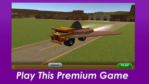 飞行卡车模拟器