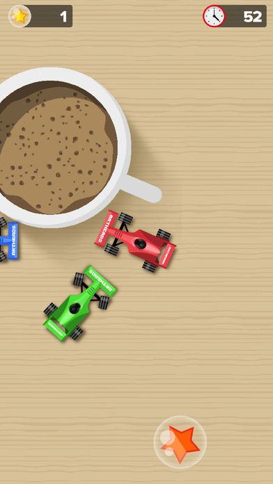 玩具赛车比赛