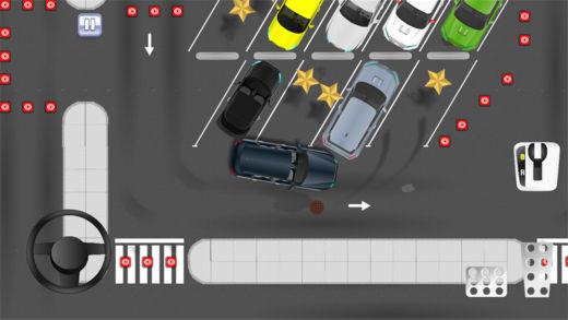 单机模拟停车