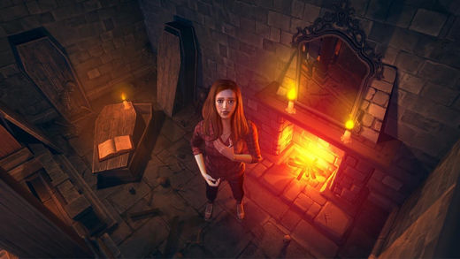 逃出幽灵鬼屋 最恐怖的密室逃脱