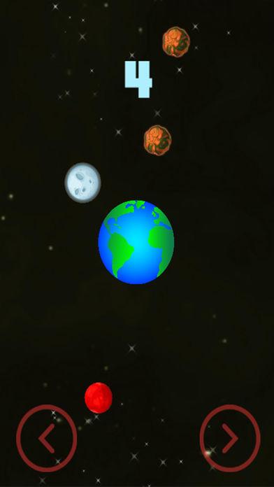 保卫地球的太空激战边境