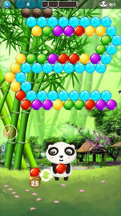 熊猫泡泡龙大作战