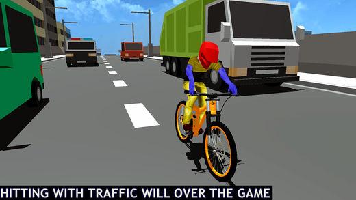 自行车街头赛车2018