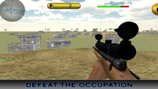 对狙击手竞技场