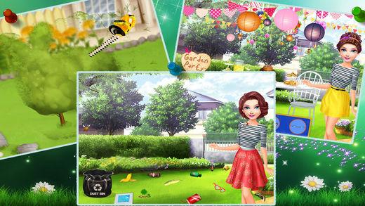 公主花园派对与设计