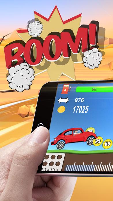 登山卡丁车:模拟驾驶赛车单机游戏大全
