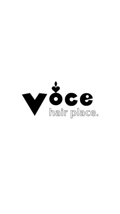Voce hair place 公式アプリ