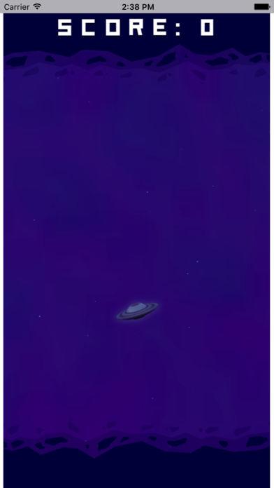 宇宙飞船采集星星