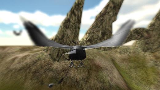 森林乌鸦猎人3D:狙击手射击模拟
