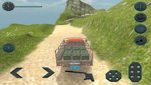 越野载货车:希尔驾驶模拟器2017年