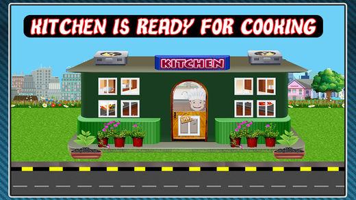 建立一个厨房