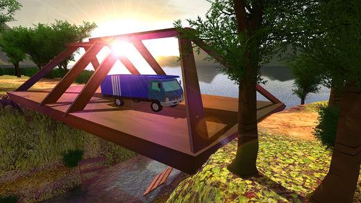桥梁施工3D:河道工程