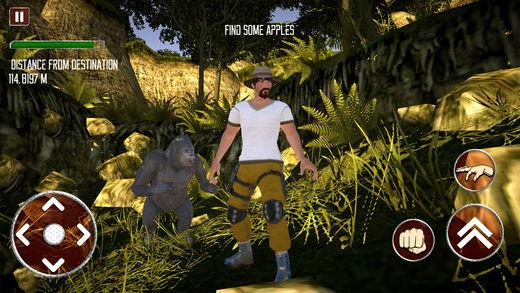 丛林英雄与野生猿生存岛