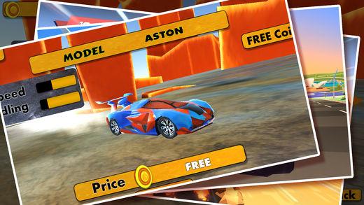 小汽车跑酷游戏:单机赛车游戏大全
