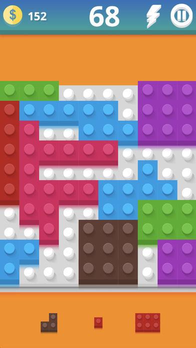 乐高积木方块拼接拼图