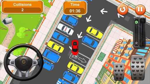 城市停车大师3D