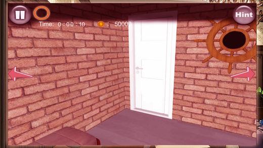解密游戏逃出隐秘房间2