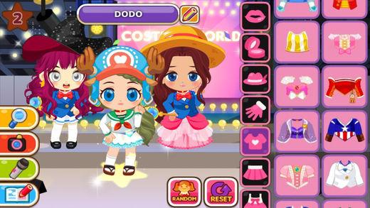 公主换装沙龙-二次元动漫角色扮演手游
