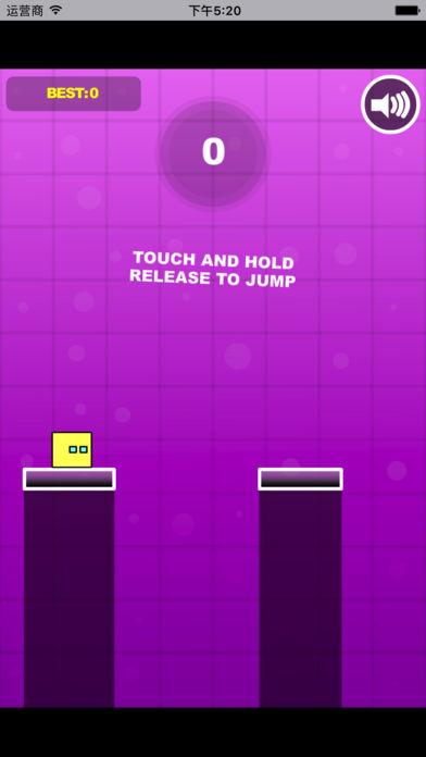 跳跃小盒子