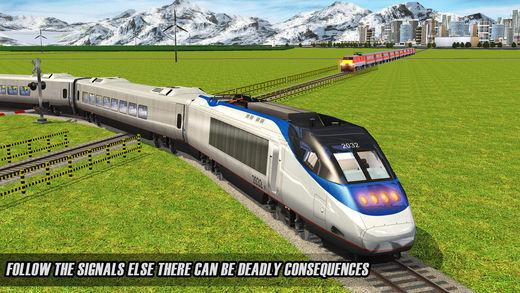 城市列车驾驶冒险