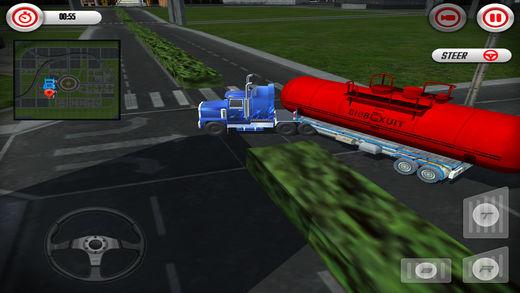 城市油货运输