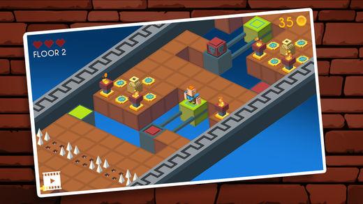 密室游戏:超级探险之逃脱神庙