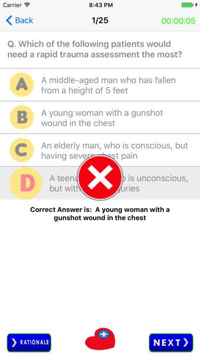 CCNA测验题