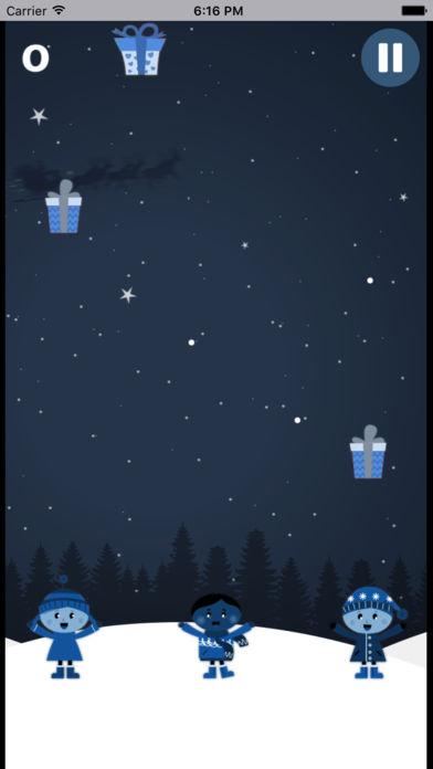 圣诞节接礼盒2-经典敏捷类游戏