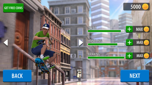 真实中国城市滑板