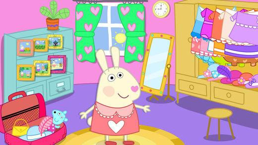 小兔宝宝游乐园游戏