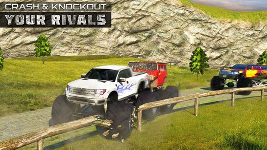 4×4越野试用至尊卡车赛车