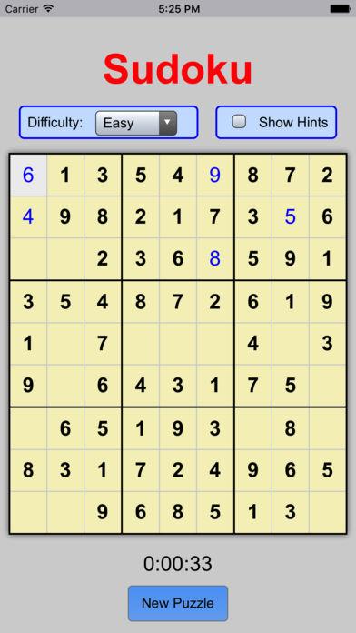 网格数字谜题-经典的益智小游戏