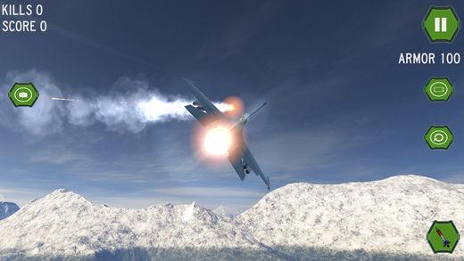 飞机喷气式战机