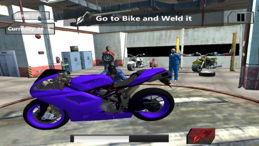 摩托车机械模拟器2017:修复它