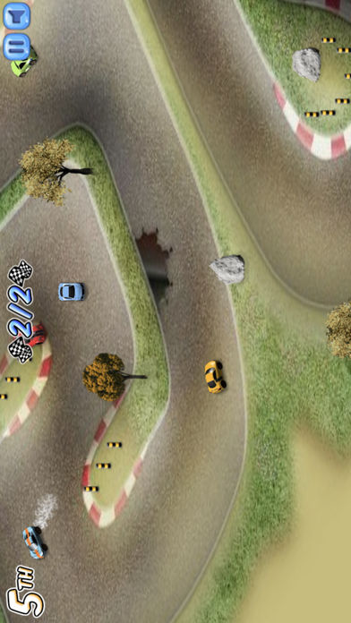 赛车漂移拉力驾驶竞速比赛