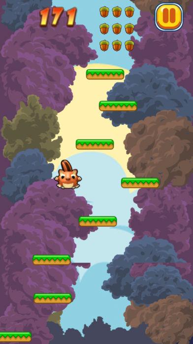 松鼠爱跳跃