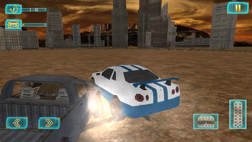 德比汽车销毁区域