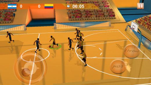 篮球赛:世界杯