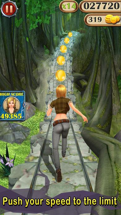 丛林逃亡Jungle Run