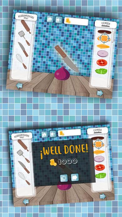 快乐厨房做饭游戏