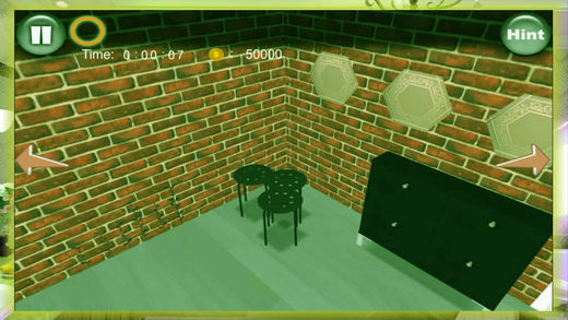 推理解密逃出神奇的密室3