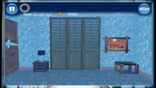 逃脱游戏密闭的密室3