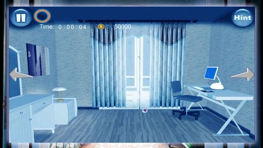 逃脱游戏密闭的密室