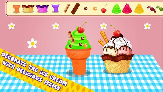 冰淇淋 制作者