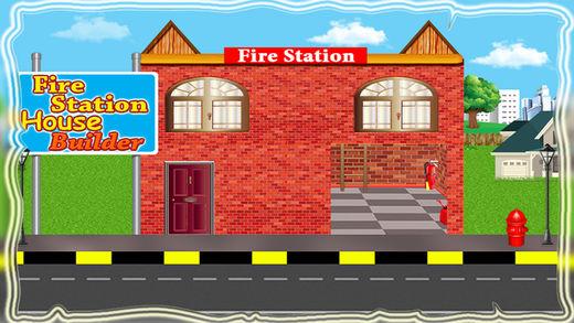 消防局房屋建设与施工游戏