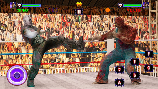 世界 鬼 摔角 革命