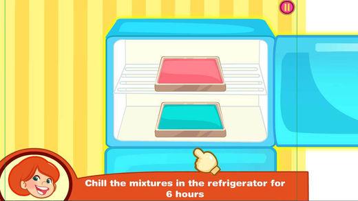 做果冻甜品