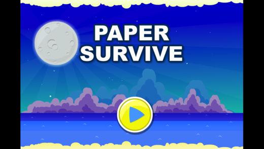 纸飞机求生存
