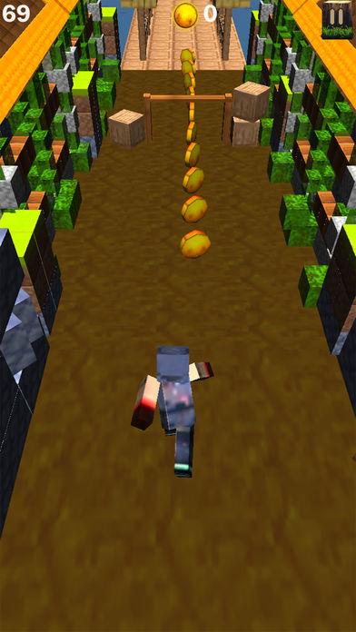 3D跑酷游戏—神庙冒险经典大逃亡